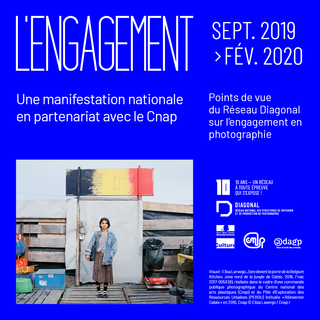 ENGAGEMENT - ARLES 2019 (Diagonal)